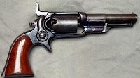 le Colt 1855 Sidehammer