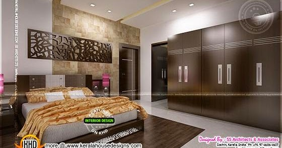 Awesome Master Bedroom Interior Kerala Home Design And Floor Plans,House Low Budget Simple Ceiling Design Philippines