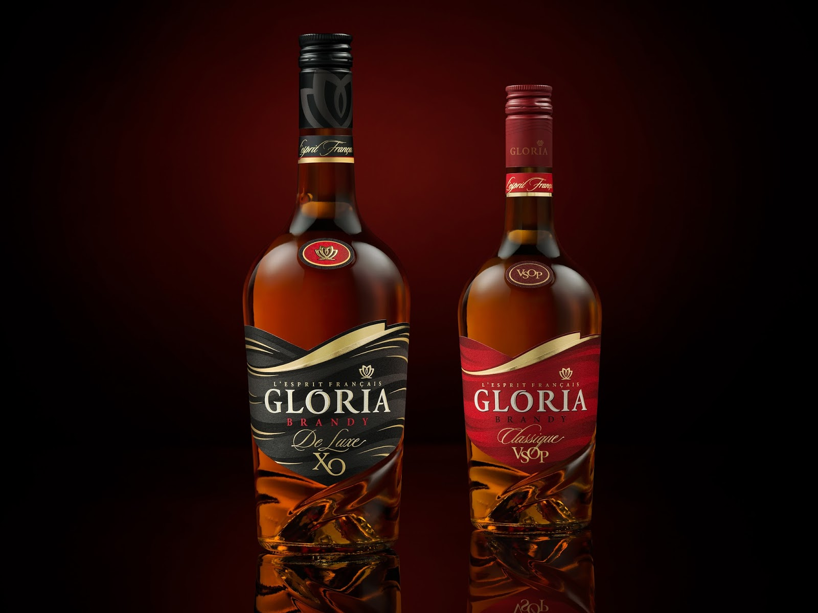 Gloria Brandy On Packaging Of The World Creative Package