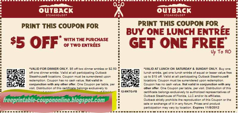 graphic regarding Longhorn Steakhouse Printable Coupons known as Printable Coupon codes 2019: Longhorn Steakhouse Coupon codes