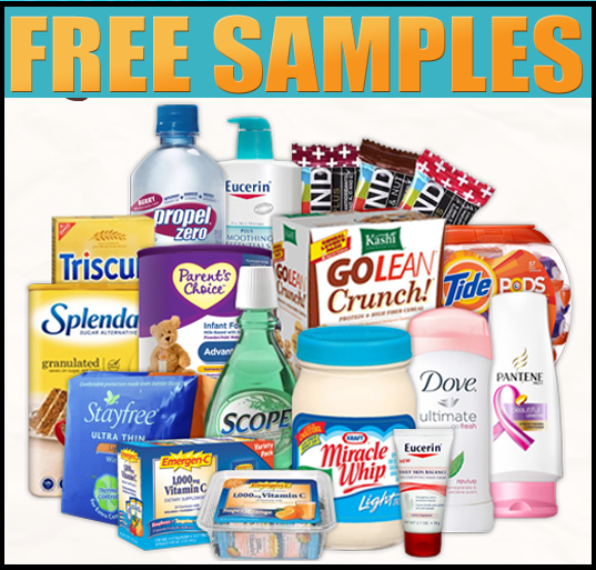 Freebies Get Them Delivered To You Daily The Best Free Samples Are Here