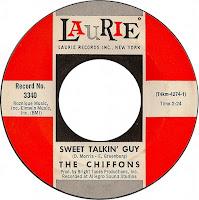 Sweet Talking Guy (Chiffons)