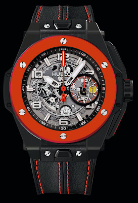 Hublot Big Bang Ferrari Hong Kong copy watch