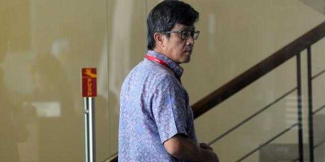 KPK Eksekusi Mantan Direktur PT Quadra Solution Anang Sugana Sudihardjo ke Lapas Sukamiskin