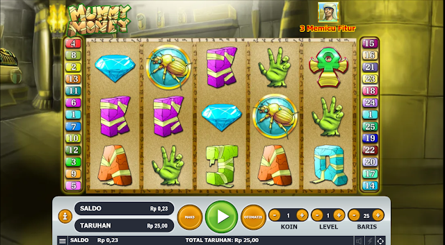 SITUS AGEN SLOT MUMMY MONEY GAMES GAMES HABANERO