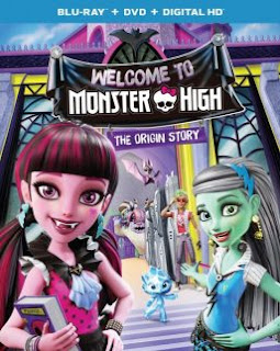 Monster High Welcome to Monster High (2016) BluRay 720p
