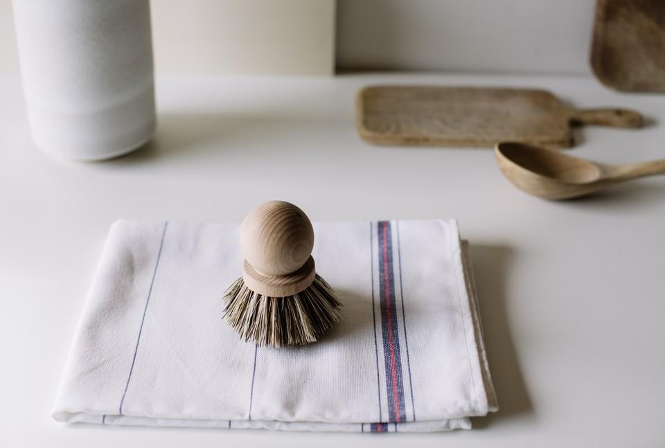 Szczotka do czyszczenia garnków