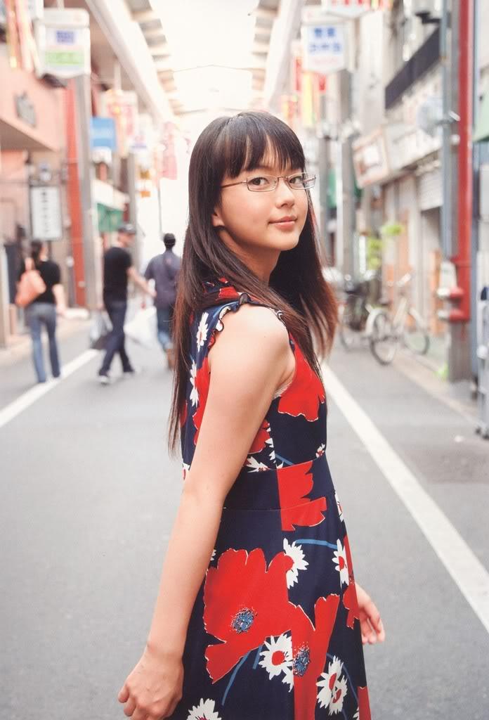 Batto presenta...: Bellezas de cine. Mikako Tabe