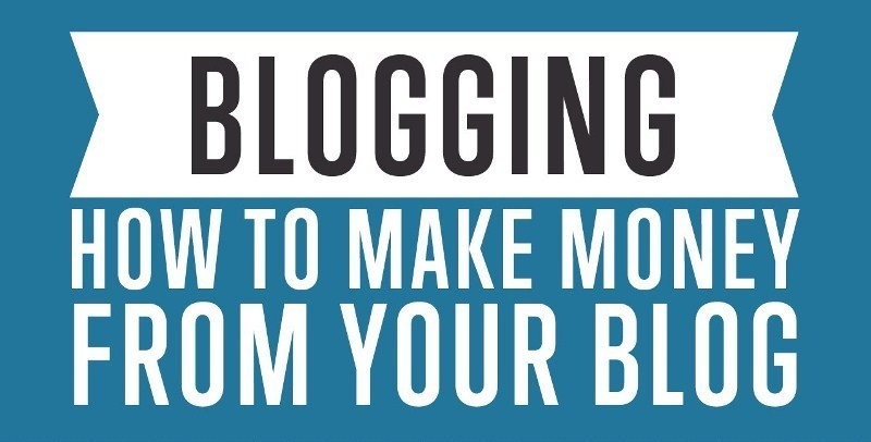 blog to make money online