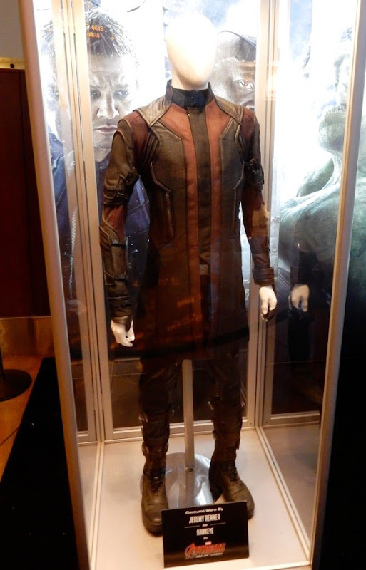 Avengers Age of Ultron Hawkeye tunic costume