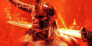 Se filtra trailer de Hellboy el que se mostró en NYCC