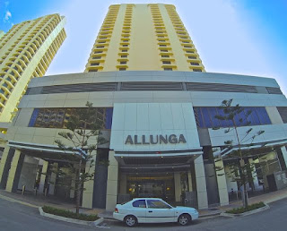 Allunga Paradise Centre Apartments