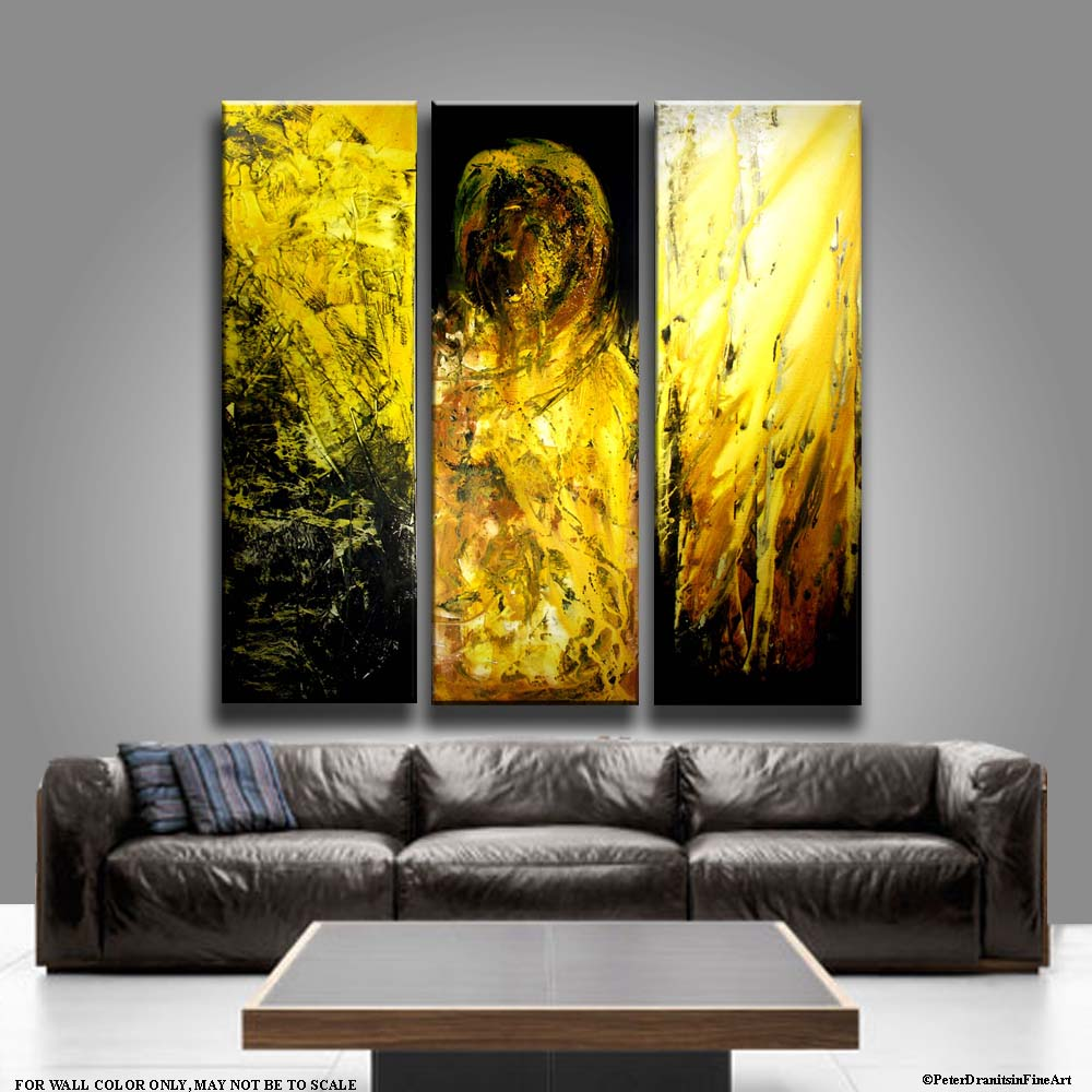 Abstract art modern painting techniques by dranitsin for Different painting techniques