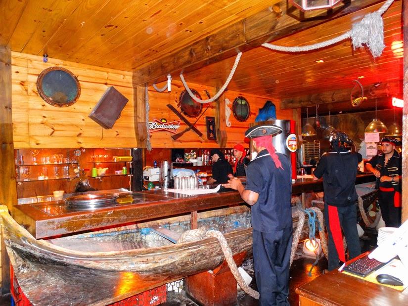 Onde comer em Gramado (RS) - Pizzaria Cara de Mau