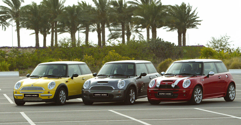BMW Mini Cooper >> EVOLUCION DE EL MINI-COOPER A BMW