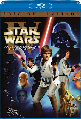 Star Wars: Episode IV – A New Hope [1997] [BD25] [Latino]