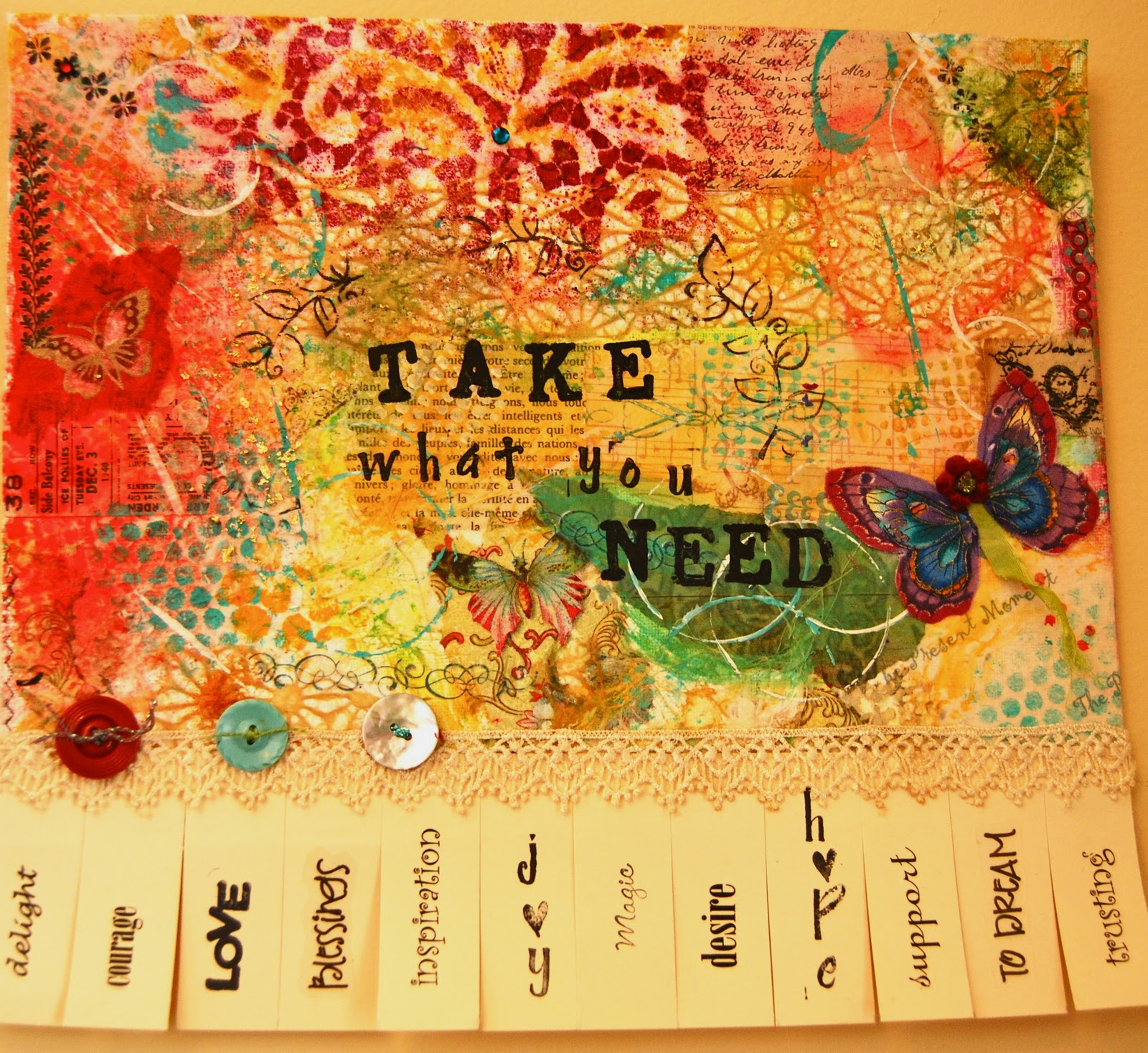 What we create take what you need for Take what you need template