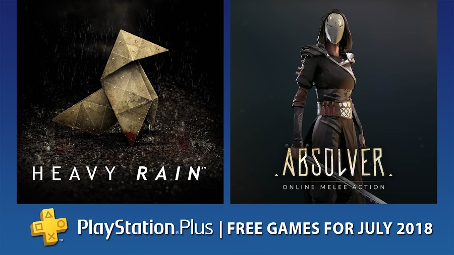 playstation plus free games july 2018