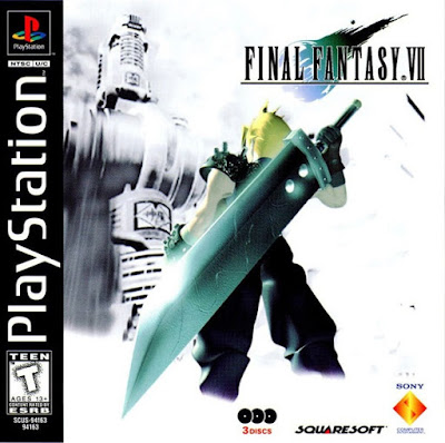 descargar final fantasy 7 psx mega