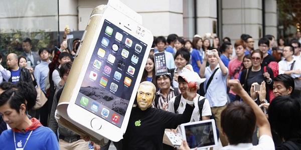 Peminat iPhone 7 di Amerika : Batumedia.com