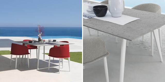 talenti-cleo-alu-square-garden-table-wit