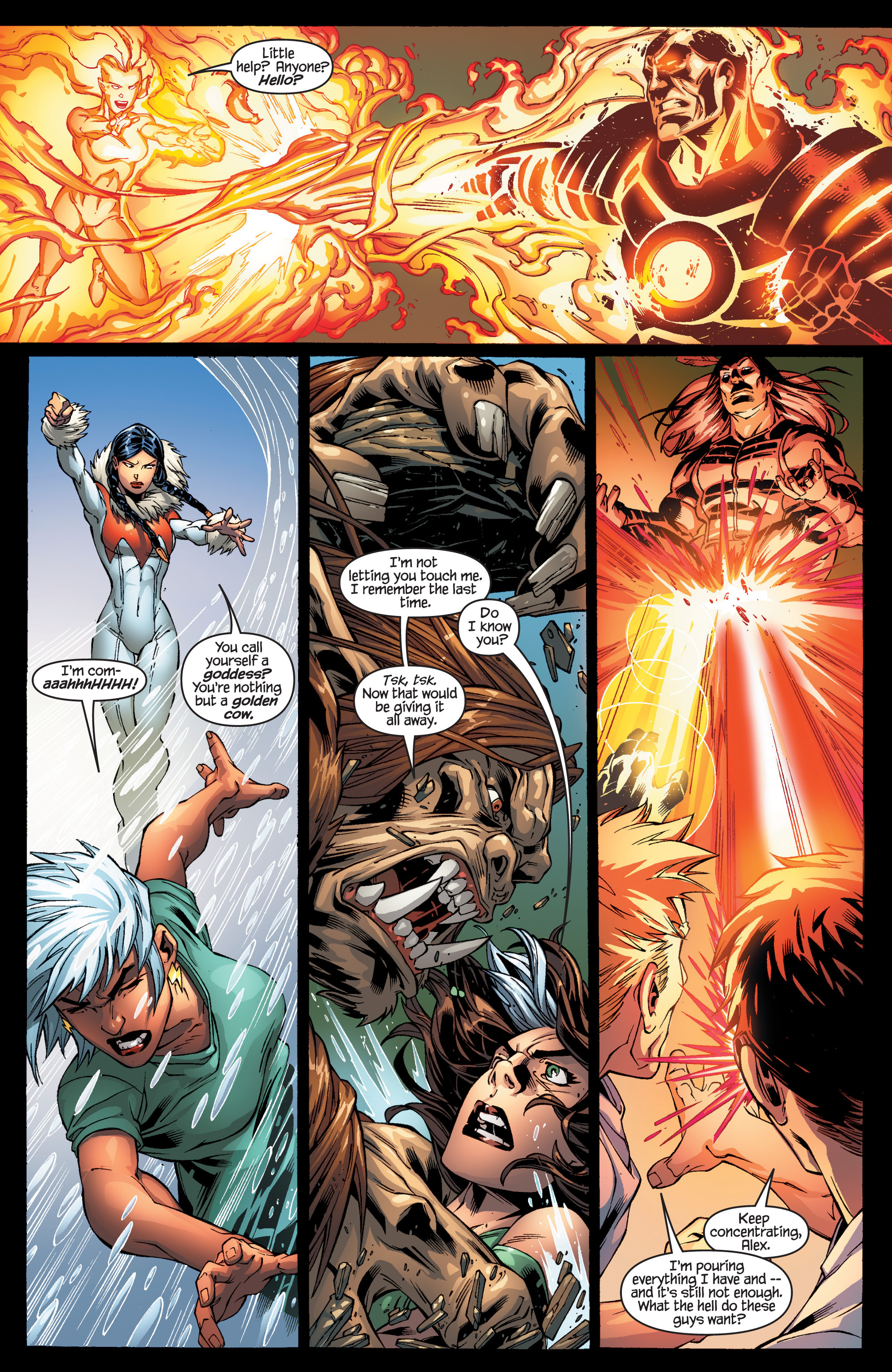 Read online Ultimate X-Men comic -  Issue #94 - 10