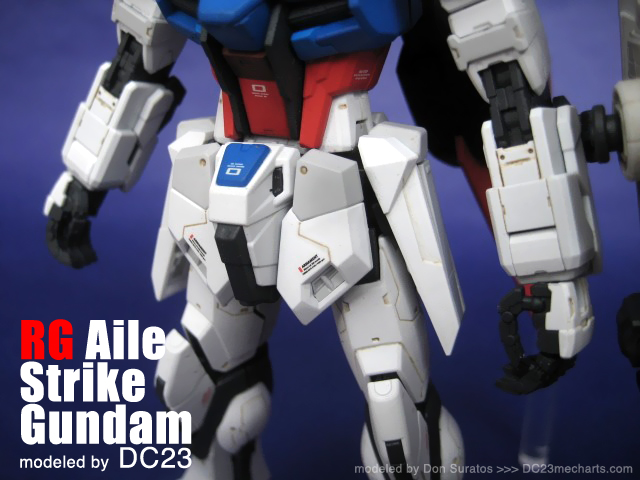 RG Aile Strike by DC23 Photo