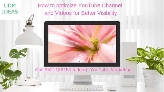 YouTube Digital marketing training Institute Jaipur
