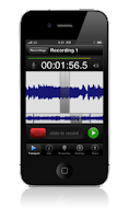 iPhone Audio App image from Bobby Owsinski's Big Picture production blog