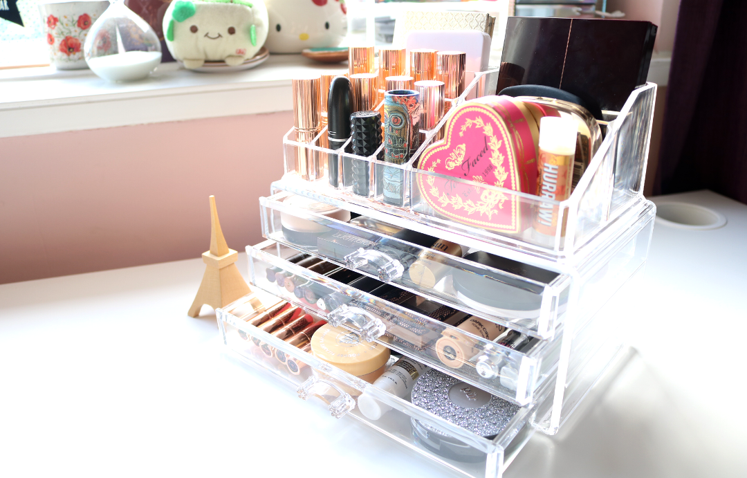 Acrylic Makeup Storage from SONGMICS