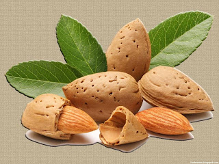 Almond fruit images wallpaper