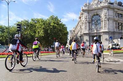 Semana Europea de la Movilidad en Madrid