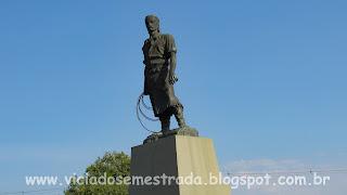 Monumento ao Laçador, Porto Alegre, RS