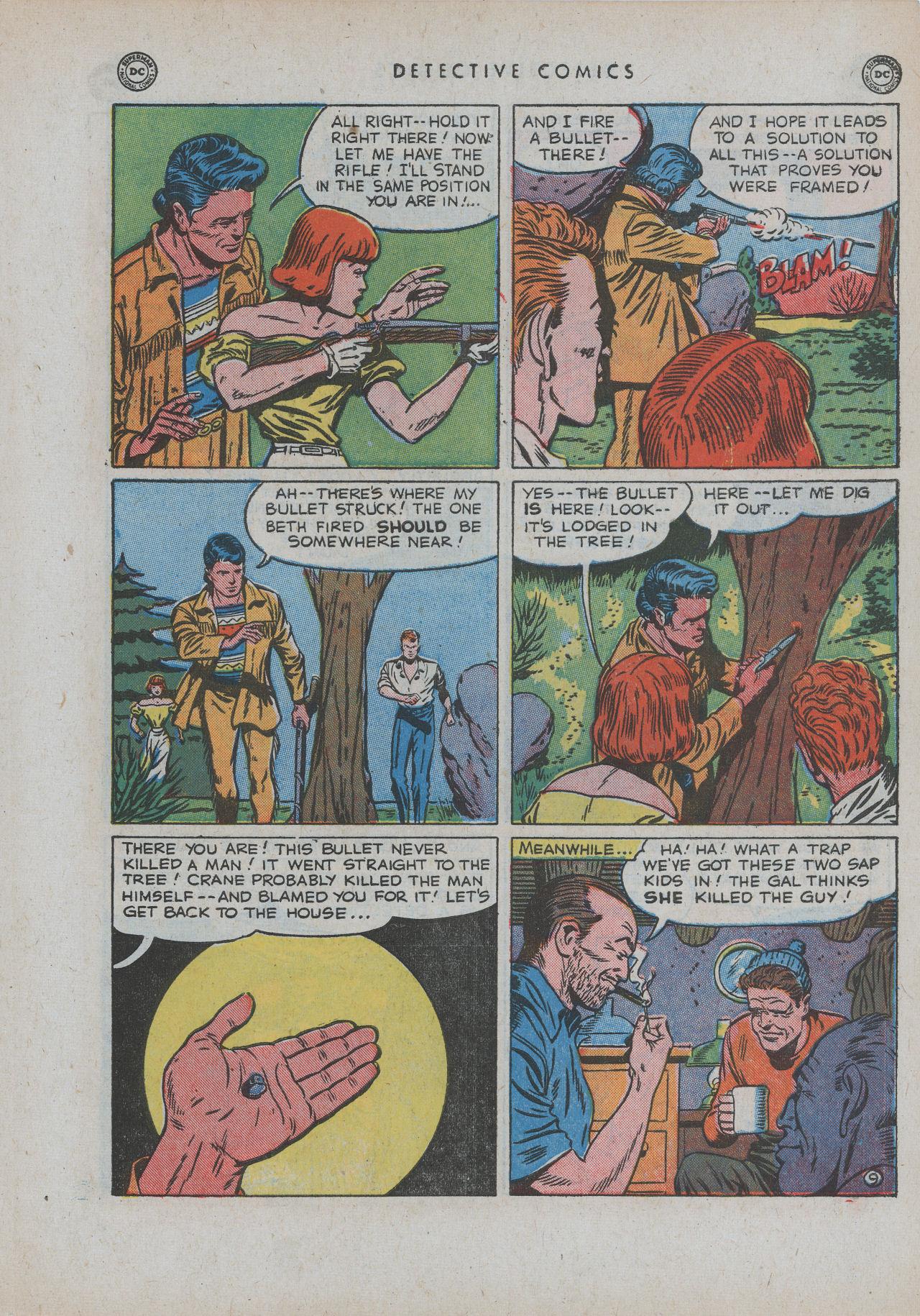Read online Detective Comics (1937) comic -  Issue #154 - 47