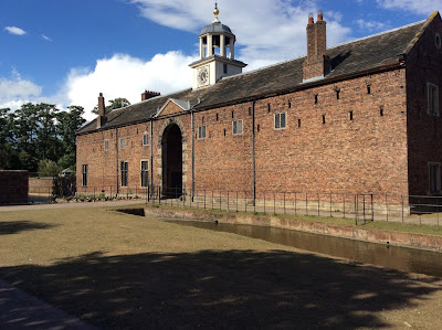 Day out at Dunham Massey