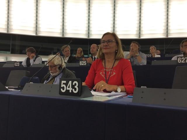 MARIA GRAPINI: ROMÂNIA ȘI BULGARIA-DREPTURI SIMILARE CU CELELALTE STATE DIN SPAȚIUL SCHENGEN!