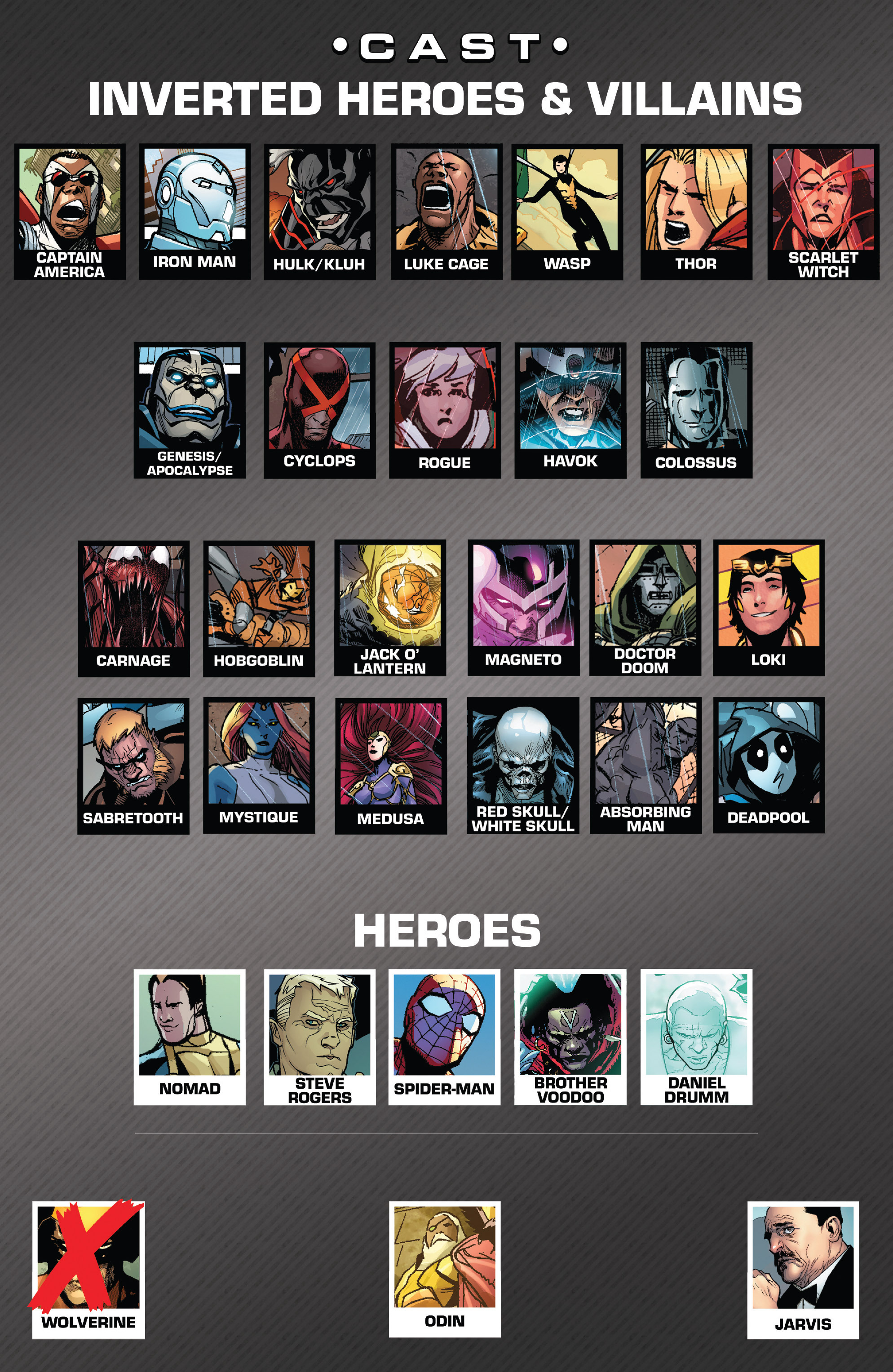 Read online Avengers & X-Men: AXIS comic -  Issue #9 - 3
