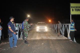 Jalan Putus di Lintas Barat Aceh Teratasi