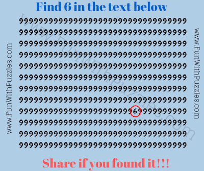 Answer of Fun Picture Brain Teaser for Kids