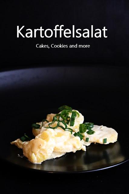 Rezept für köstlichen Kartoffelsalat