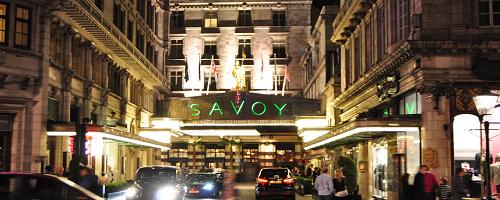 The Savoy, Londres (Inglaterra)