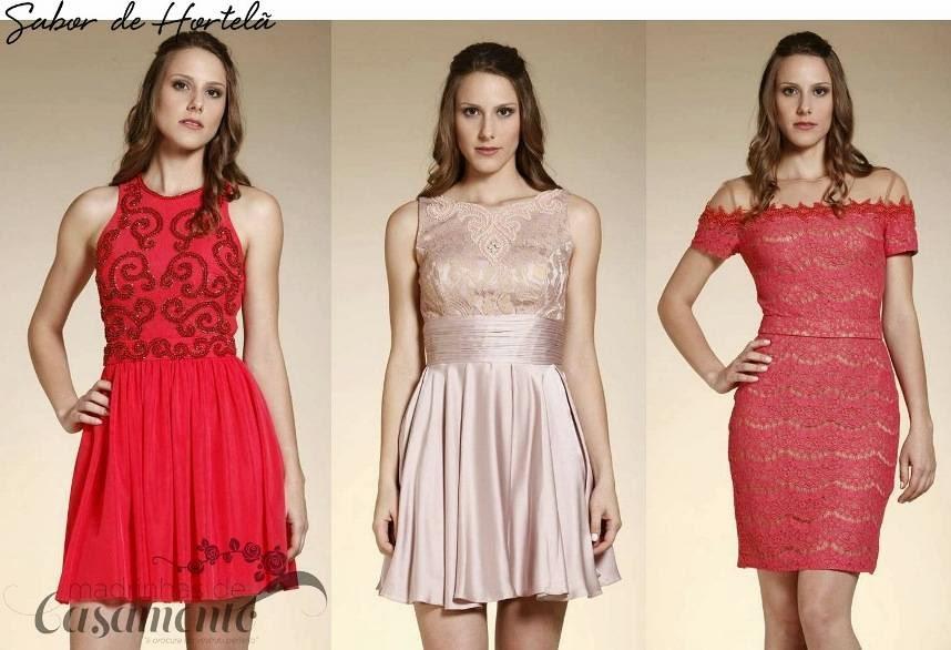 c0772be3b Convidadas edition  vestidos de festa curtinhos - Madrinhas de Casamento