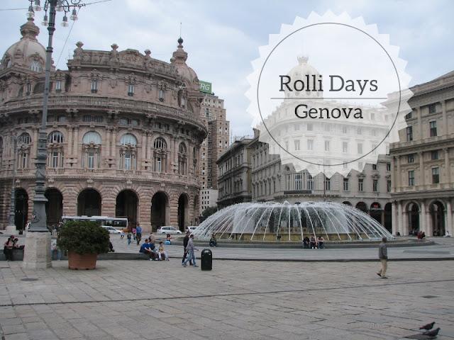 L'evento dei Rolli Days a Genova