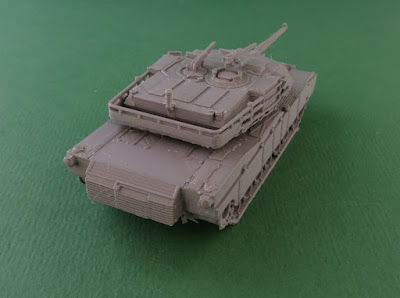 Abrams MBT picture 9