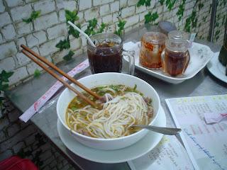 Vietnam plat: bun bo Hue
