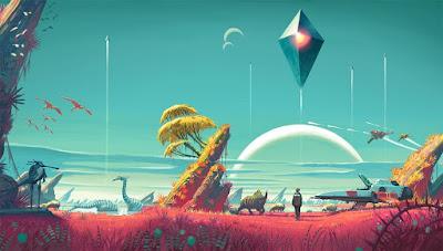 שוברים שתיקה: אנשי Hello Games הכריזו על עדכון ענק חדש ל-No Man's Sky