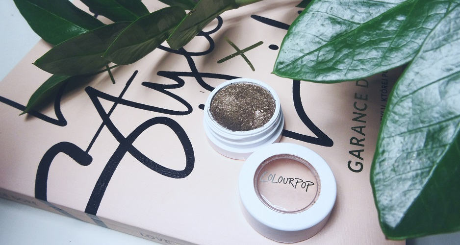 SUPER SHOCK SHADOW  - NILLIONAIRE  / COLOURPOP