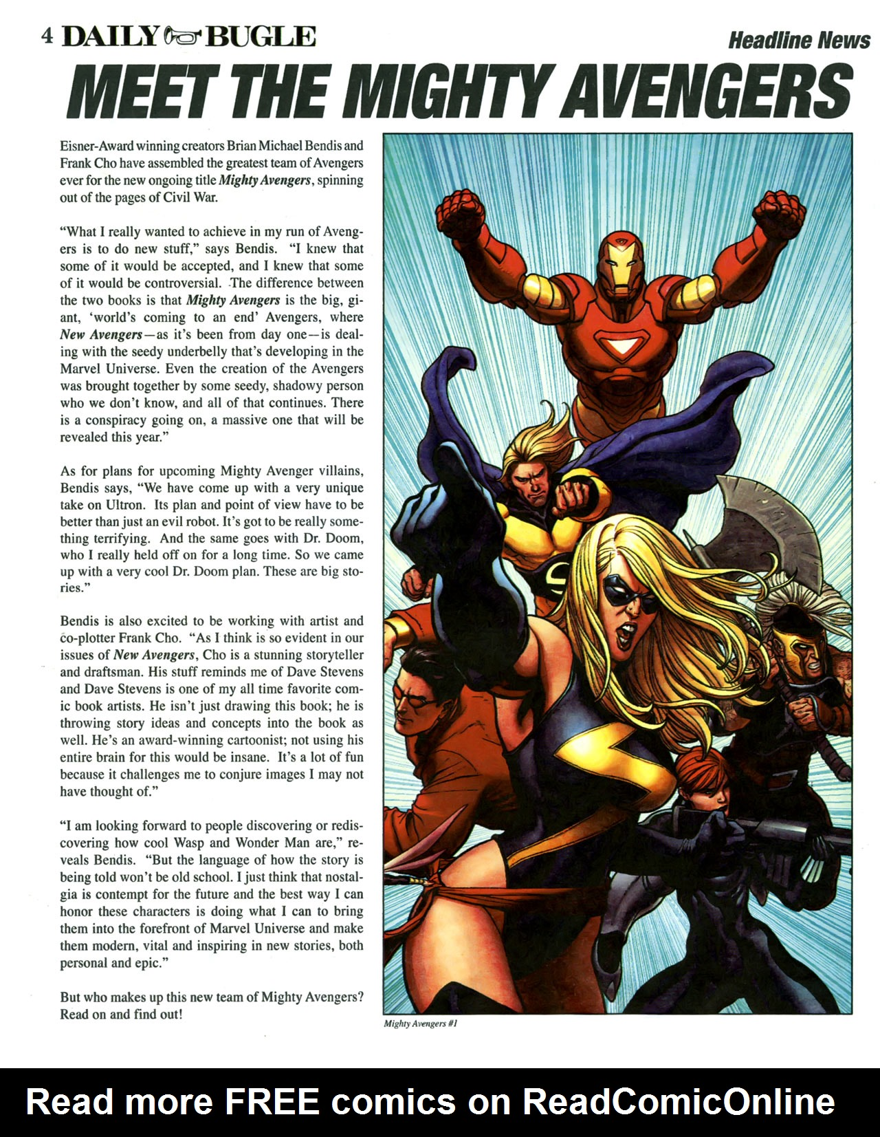 Read online Daily Bugle (2006) comic -  Issue #6 - 5