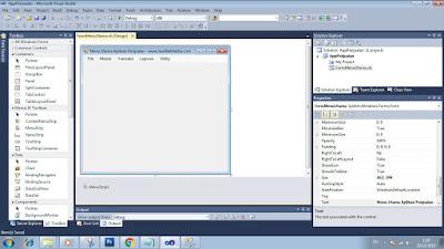VB .Net - Membuat Koneksi Database Aplikasi Penjualan