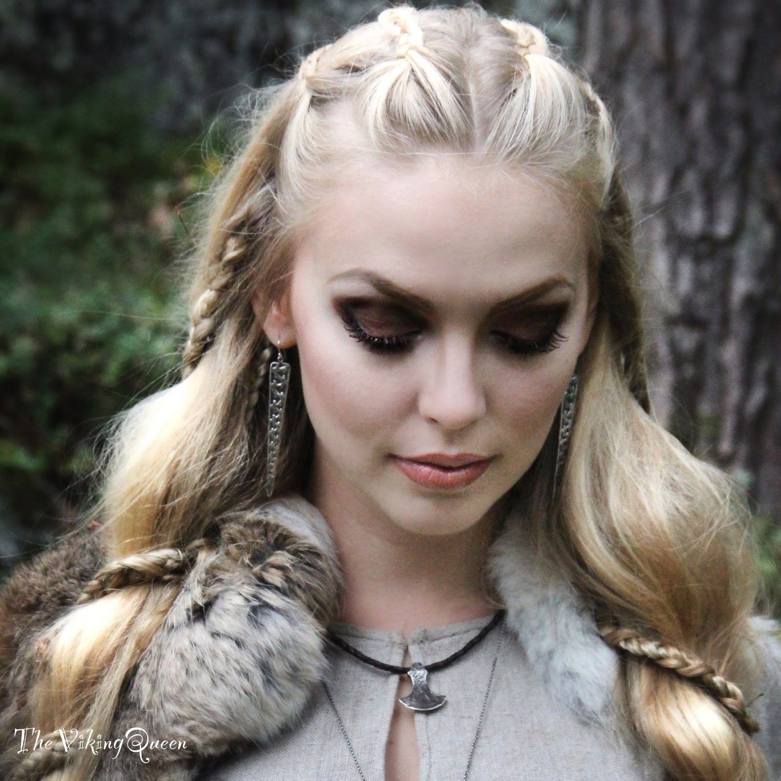Viking hairstyles for men and women